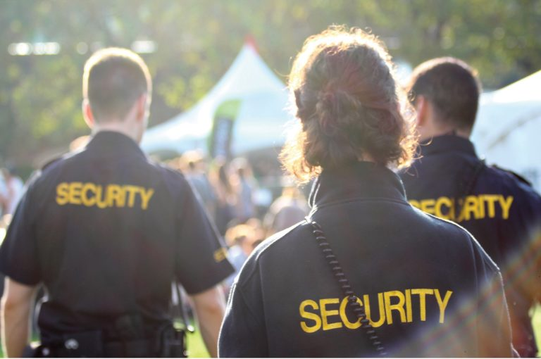 Event Security CHCH