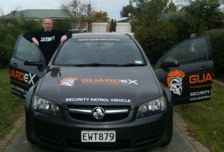 Mobile Security Patrols CHCH