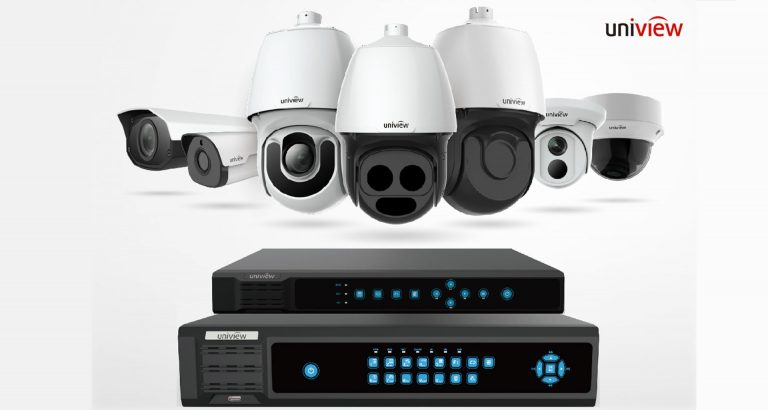 Security Camera's